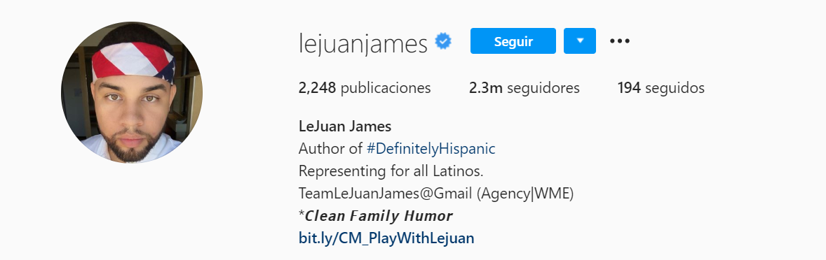 lejuan james